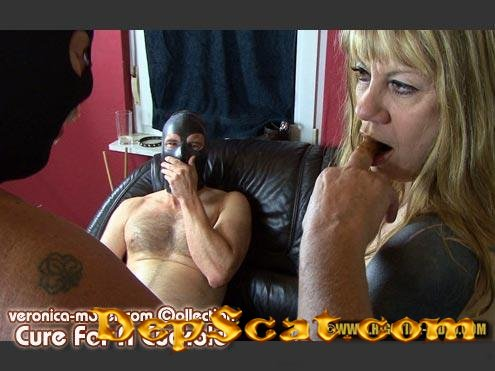 VM36 - CURE FOR A CUCKOLD Veronica Moser, 2 males - Milf, Blowjob, Sex Shit [SD/699 MB]
