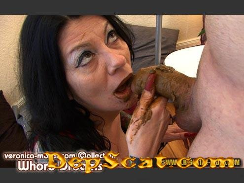 VM32 - WHORE DREAMS Veronica Moser, 1 male - Blowjob, Anal, Milf [HD 720p/1.77 GB]