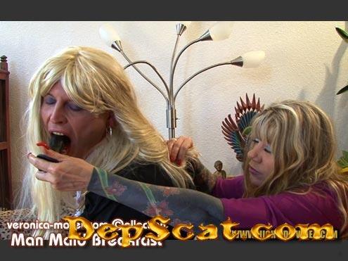 VM61 - MAN MAID BREAKFAST Veronica Moser, TV Andrea - Humiliation, Milf, Strapon [HD 720p/1.20 GB]