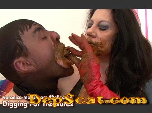 VM62 - DIGGING FOR TREASURES Veronica Moser, 1 male - Femdom, Domination, Strapon [HD 720p/895 MB]