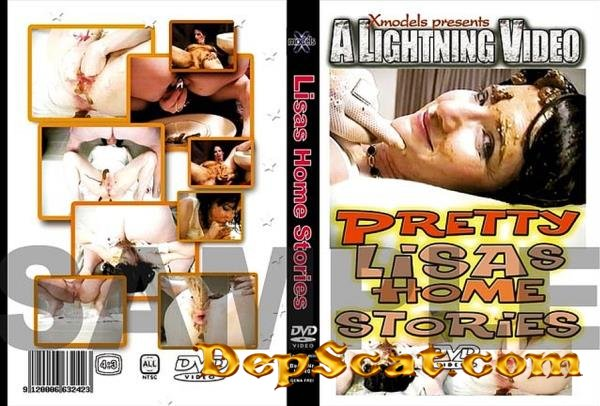 Home Stories Pretty Lisa - Toys, Bizarre, Blowjob [SD/994 MB]