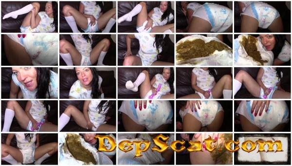 Soiling My Diaper Evamarie88 - Diapers, Toys [FullHD 1080p/935 MB]