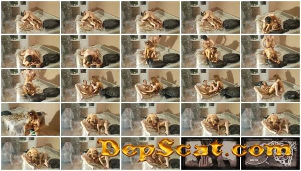 Hello Kitty. Part 8 Aria - Scat Fuck, Anal [FullHD 1080p/1.15 GB]