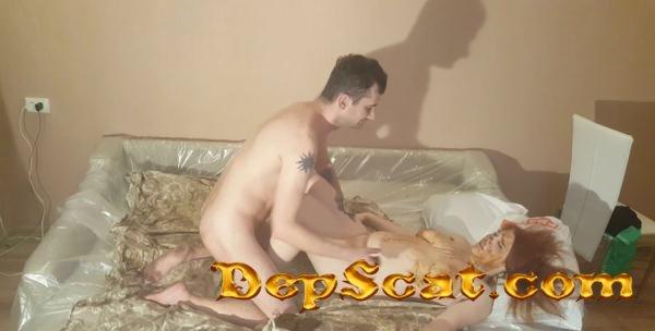 Subby BBW's Scat Torture. Part 1 Aria - Scat, Scat Fuck [FullHD 1080p/1.65 GB]