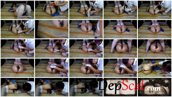 Shit in Yana's vagina ModelNatalya94 - Scatting, Humiliation [FullHD 1080p/1.16 GB]