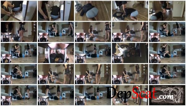 Mistress Nia`s and My Cow Shit MistressAnna - Domination, Group [FullHD 1080p/1.12 GB]