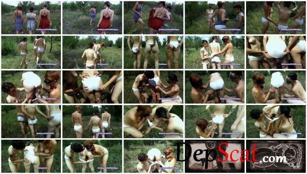 Memoirs about summer. Video 3 ModelNatalya94 - Lesbians, Outdoor [FullHD 1080p/1.24 GB]