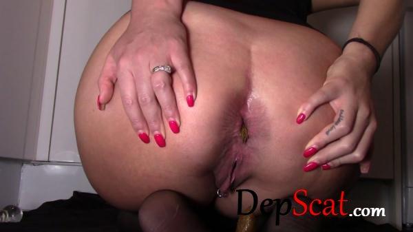Sexy Toilet Slavery evamarie88 - Masturbation, Milf [FullHD 1080p/493 MB]