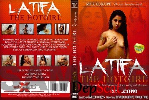 MFX-814 – The Hotgirl Latifa - Brazil, Teen [DVDRip/447 MB]
