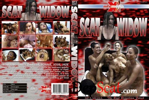 MFX-3201 Scat Widow Chris, Daniela, Bonnie, Josie, Jade - Lesbian, Domination, Brazil [HDRip/1.22 GB]