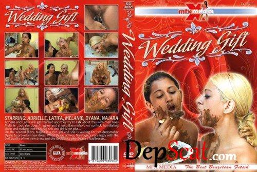 MFX-3065 Wedding Gift Adrielle, Latifa, Melanie, Dyana, Najara - Domination, Brazil [HDRip/1.27 GB]