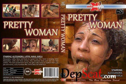 SD-3268 Pretty Woman Alessandra, Latifa, Nana, Karla - Orgy, Brazil [HDRip/1.35 GB]