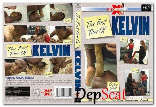 [SD-3072] The First Time Of Kelvin Najara, Kevin, Milena - Scat, Domination, Brazil [HDRip/1.31 GB]