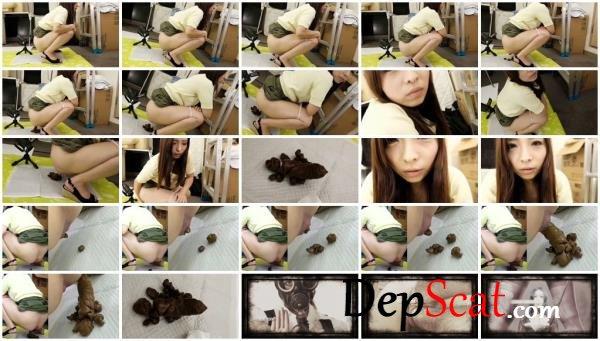 Chikako Rock And Pebbles Poop JP Fetish Merchant - Japan, Solo [FullHD 1080p/259 MB]