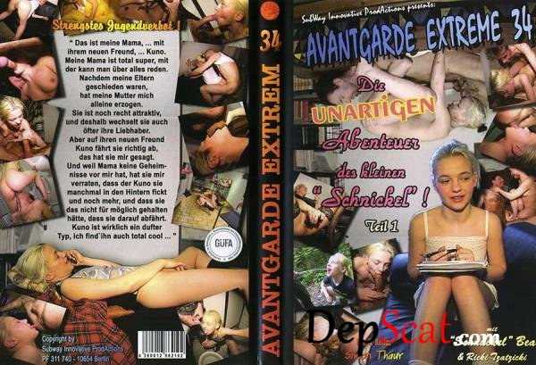 Avantgarde Extreme 34 Schnuckel Bea, Ricky Tzatzicky - Germany, Blowjob, Sex Shit [DVDRip/891 MB]