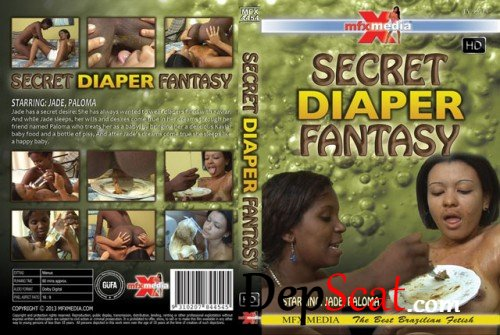 MFX-4454 Secret Diaper Fantasy R78 Jade, Paloma - Shit Eating, Brazil [HD 720p/1.33 GB]