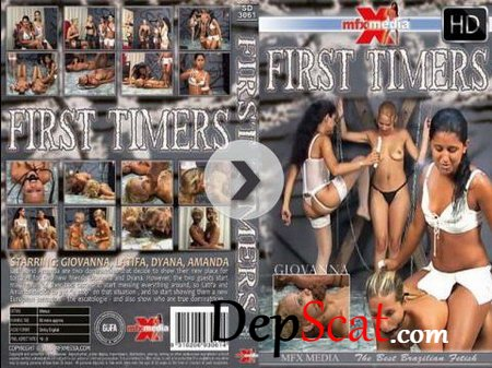 SD-3061 First Timers Giovanna, Latifa, Dyana, Amanda - Lesbian, Brazil [HD 720p/1.34 GB]