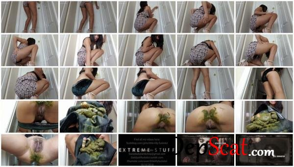 You'll Regret Locking Me Out - Panty Pooping littlefuckslut - Poop Videos, Solo [FullHD 1080p/693 MB]