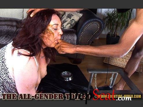 BBWENDI THE ALL-GENDER TOILET Wendi, Marlen, 1 male - Sex Scat, Threesome [HD 720p/861 MB]