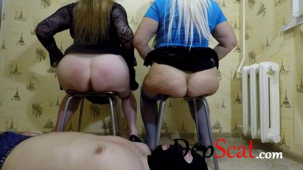Food for Toilet Slaves annalise - Toilet Slavery [FullHD 1080p/1.37 GB]
