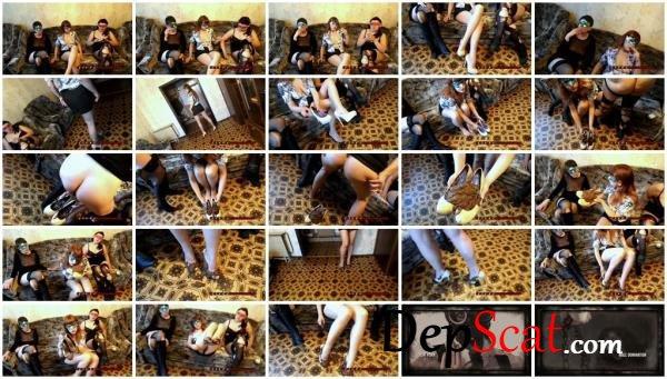 Full shoes crap Yana ModelNatalya94 - New scat, Scatting [FullHD 1080p/1.02 GB]
