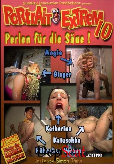 Portrait Extrem 10 KitKatClub - Humiliation, Scat Fuck [DVDRip/700 MB]