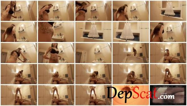 Enema Scat Slave DemonaDragon - Porn, Humiliation [HD 720p/1.29 GB]