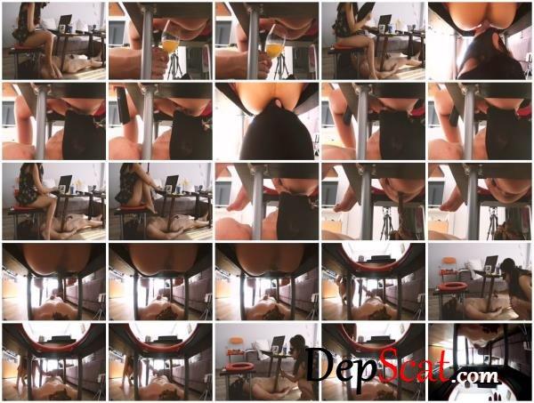A Balanced Diet Mistress Anna - Humiliation, Amateur [FullHD 1080p/716 MB]