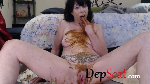Loose Poop Smearing 2 dirtygardengirl - Masturbation, Milf [FullHD 1080p/819 MB]
