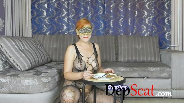 Yana's crappy breakfast ModelNatalya94 - Amateur, Solo [FullHD 1080p/1.14 GB]