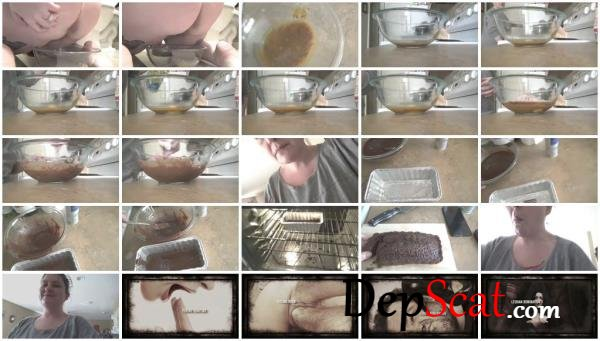 Chocolate Brownie Poop Cake Alicia1983june - Solo, Amateur [FullHD 1080p/465 MB]