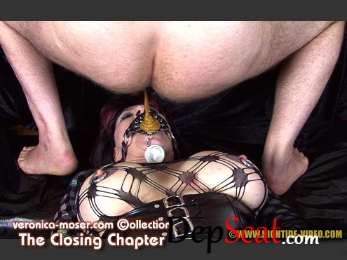 VM72 - THE CLOSING CHAPTER Veronica Moser, 1 male - Toilet Slavery, Milf [HD 720p/591 MB]