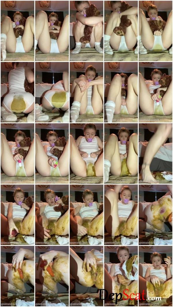 Daddy's girl messy fun Sexandcandy18 - Amateur, Teren [UltraHD 2K/1.94 GB]