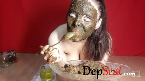 Lina scat young swallowing shit Lina - Solo, Defecation [FullHD 1080p/2.59 GB]