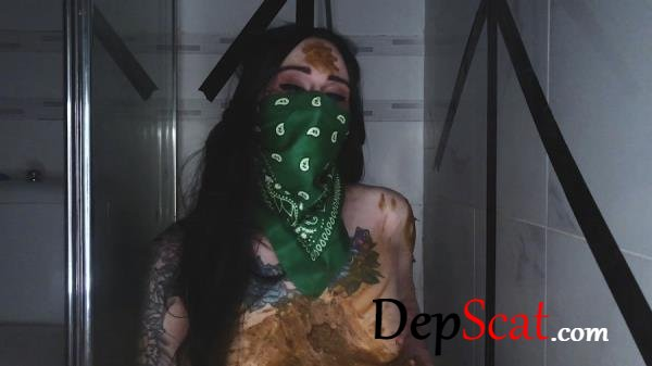 Impossible SHIT LOAD from Betty DirtyBetty - Scatology, Solo [FullHD 1080p/1.03 GB]