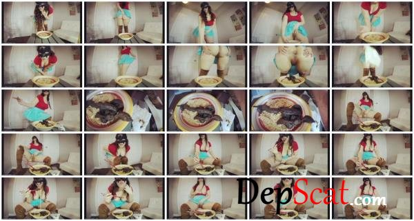 Poop Ramen… Delicious! EAT WITH ME Instructions LoveRachelle2 - Scatology, Solo [UltraHD 4K/1.51 GB]