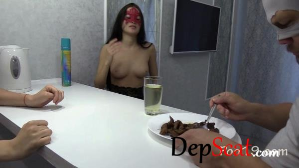 I love the taste of female shit! MilanaSmelly - Femdom, Shit [FullHD 1080p/1.64 GB]
