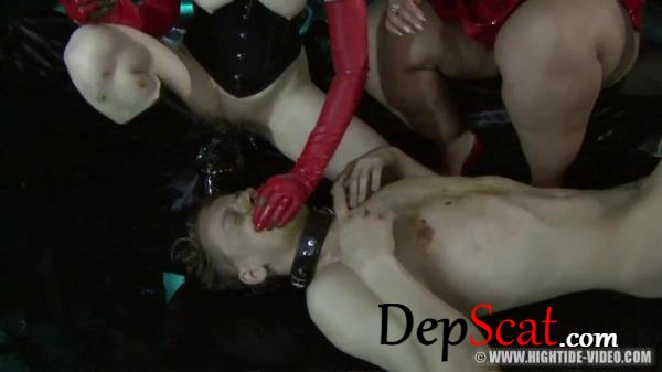 The Black Room Germany - Femdom, Group [HD 720p/1.04 GB]