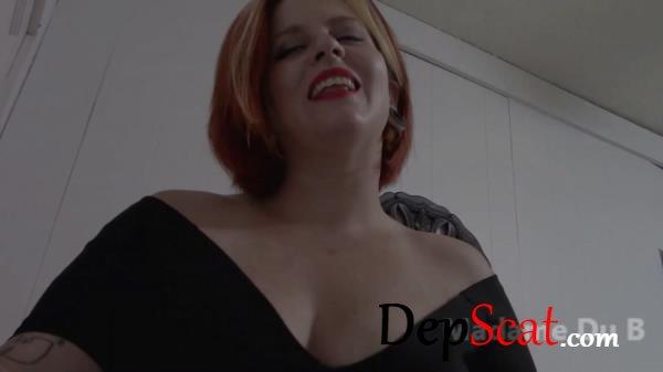 Breathing Latrine MadameDuB - Milf, Solo, Poop [FullHD 1080p/305 MB]