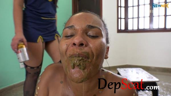 Carnival party: unwelcome guest Brazil - Humiliation, Lesbians [FullHD 1080p/2.61 GB]