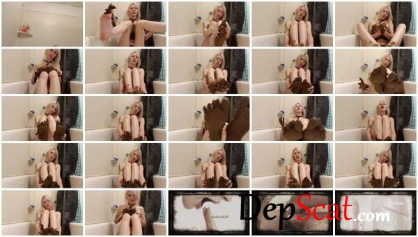 Very Dirty Shitty Foot Play xxecstacy - Solo, Foot [FullHD 1080p/613 MB]