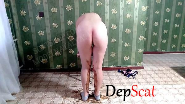Olga got shit on white socks Olga - Extreme, Solo [FullHD 1080p/913 MB]
