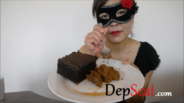 Chocolate Shit Mud Cake Japan - Scat, Solo [FullHD 1080p/1.34 GB]