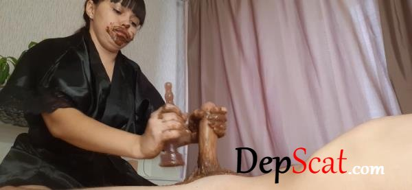Dick with my favorite toy Dianascat - Anal, Amateur, Eat [FullHD 1080p/1.11 GB]