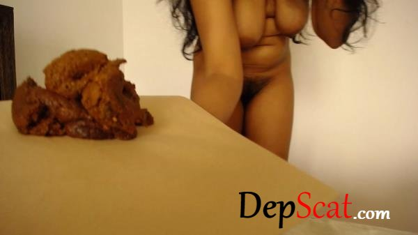 Getting Nasty in Saree CurvyBrownGirl69 - Scatology, Solo [FullHD 1080p/401 MB]