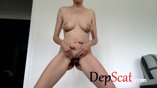 Hairy Nasty Marianne licking her pee - Dildo in dirty ass with nastymarianne Nasty Marianne - Masturbation, Dildo [FullHD 1080p/832 MB]