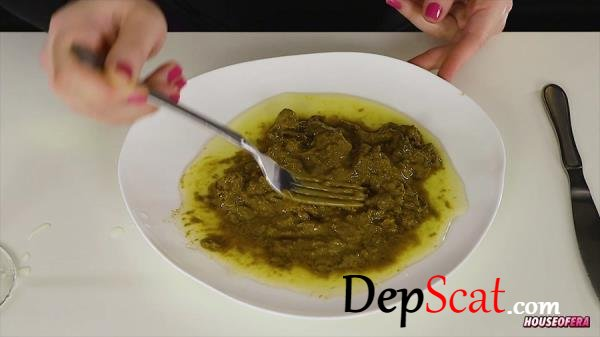 Scat Pee Spitting – Dinner for You HouseofEra - Extreme, Solo [FullHD 1080p/1.62 GB]