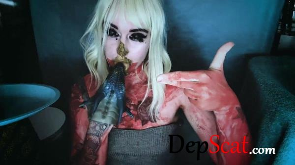 Scat Witch With Toy SweetBettyParlour - mateur, Toys [FullHD 1080p/659 MB]