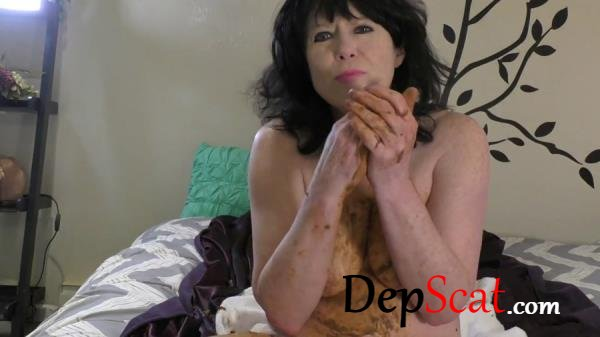 Shit Fisting and Smearing Dirtygardengirl - Solo, Milf [FullHD 1080p/974 MB]