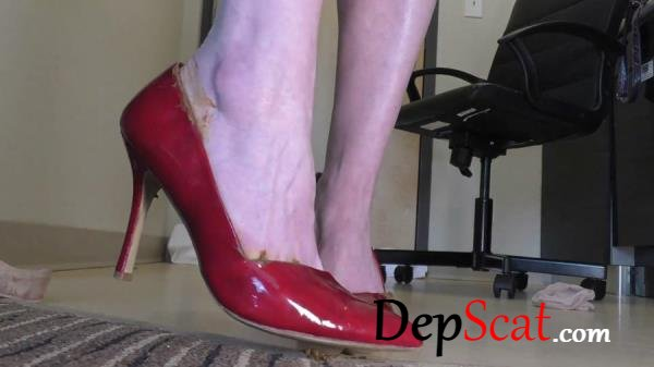 Shitty Heels And Soles Dirtygardengirl - Solo, Foot Fetish [FullHD 1080p/1.10 GB]